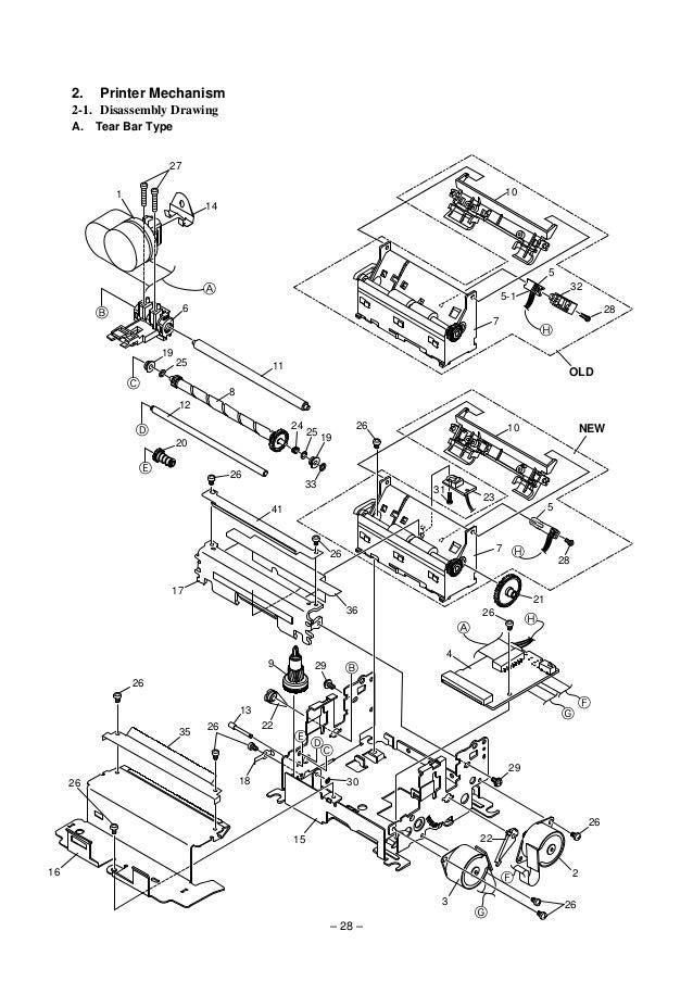 Mp5 Diagram