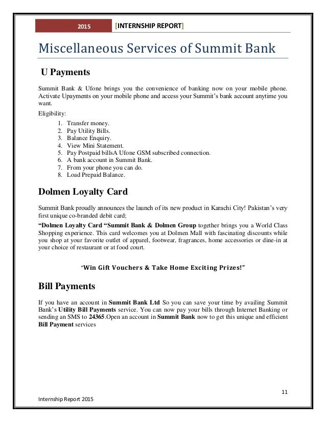 internship report on ufone Detailed internship report for finance students, including swot analysis and operational activities.