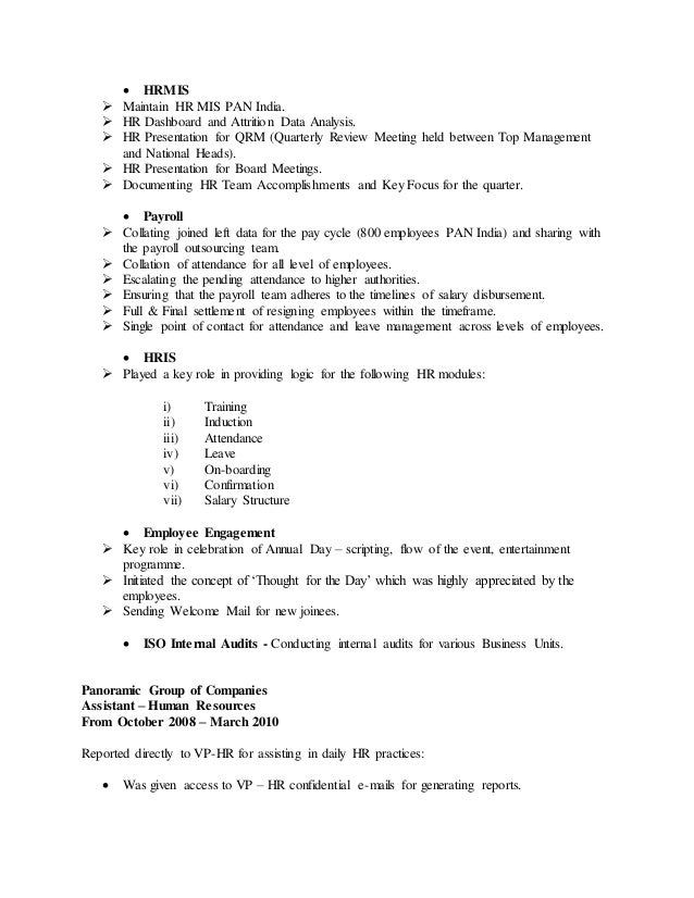 Unique At&t Management Resume Model - Administrative Officer Cover ...