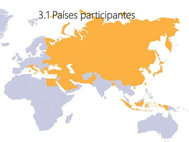 3.1 Países participantes