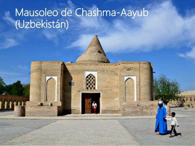 Mausoleo de Chashma-Aayub (Uzbekistán)