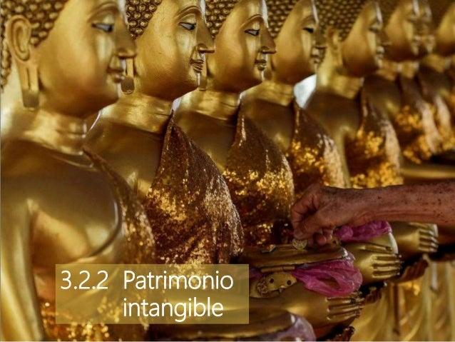 3.2.2 Patrimonio intangible