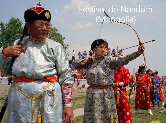 Festival de Naadam (Mongolia)