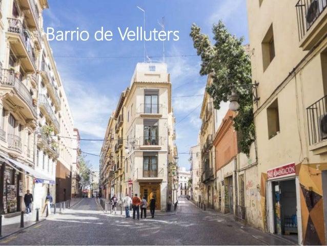 Barrio de Velluters