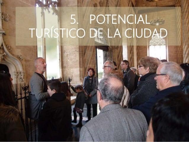 OFERTA TURÍSTICA5.1 Oferta turística