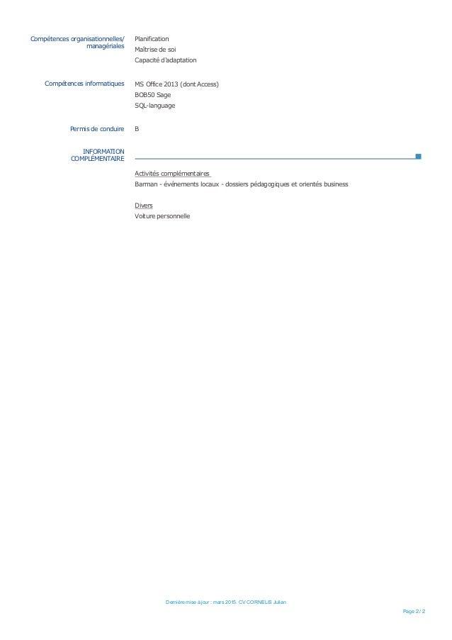 cv cornelis julian  fran u00e7ais septembre15