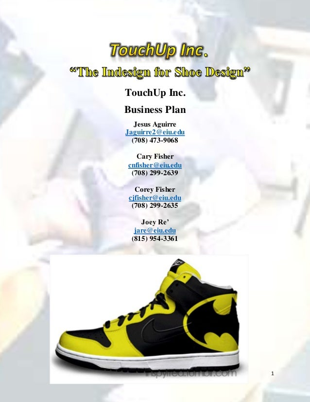 How to Create Your Own Shoe Line's Business Plan