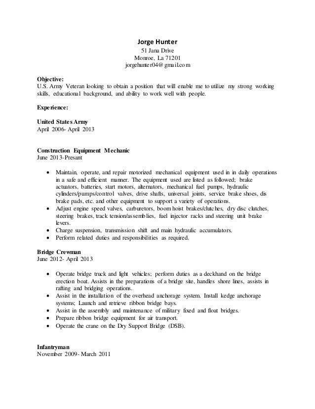 jorge hunter resume 2