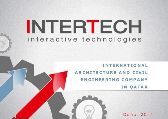 InterTech is a MEP engineering company in Qatar