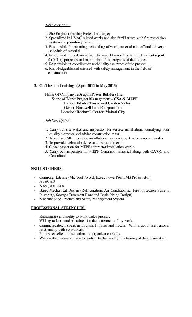qc inspector resume ndt coordinator resume format ndt technician resume sample ndt resume format ndt inspector - Wastewater Technician Resume Sample