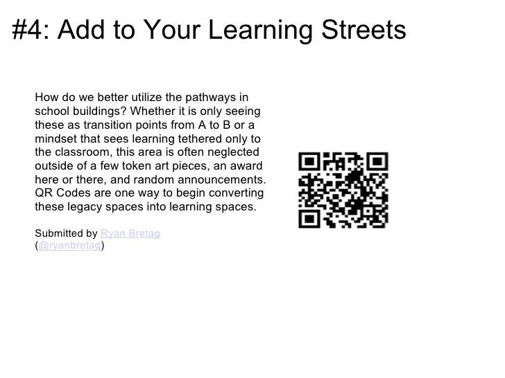 46 interesting ways_to_use_qr_codes_to_support Slide 3