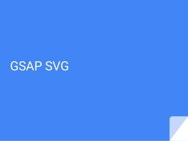 GSAP SVG