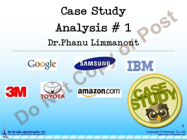 47. Case Analysis #1 Semo