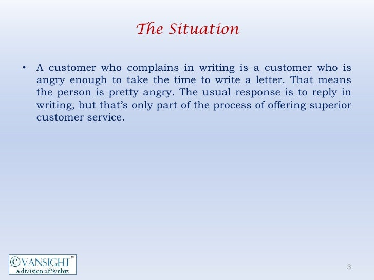 Respond to a complaint letter heartpulsar respond expocarfo Images