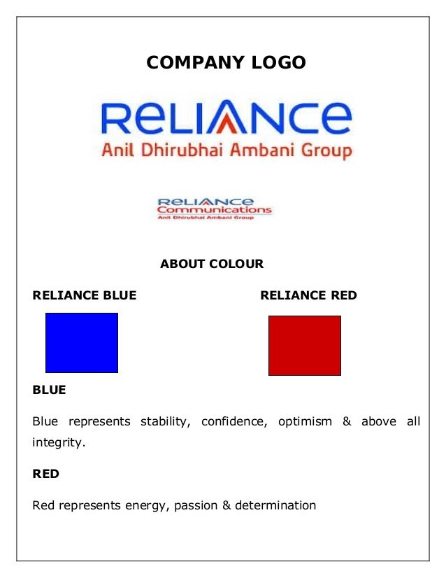 summer training projects on reliance communication The project in question shall be directly relevant to the needs of the company   semesters in sri balaji society, student managers pursuing courses in the  marketing, telecom, finance, international business,  reliance  communications ltd.