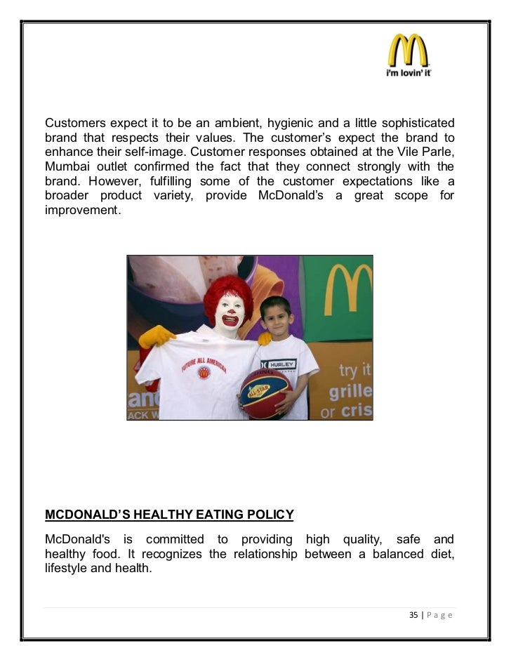mcdonalds marketing strategy uk Learn mobile marketing through this post 'mcdonald's mobile marketing strategy for research by the marketing society in the uk shows that 64% of.