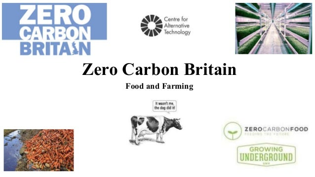 Zero Carbon Britain Food and Farming
