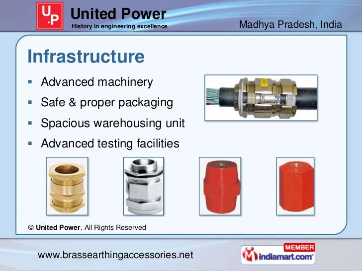 United Power            History in engineering excellence   Madhya Pradesh, IndiaInfrastructure Advanced machinery Safe ...