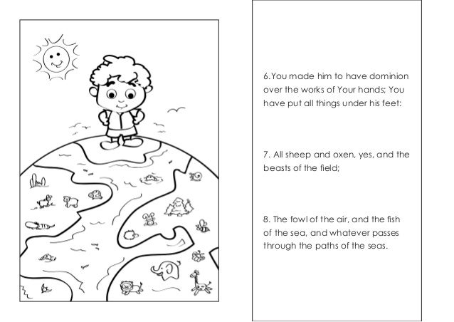 Joyful Mysteries Rosary Coloring Pages - The Catholic Kid | 452x638