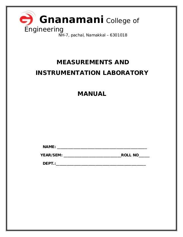 47512039 m i lab manual rh slideshare net Light Bulb Circuit Series Electrical Circuit