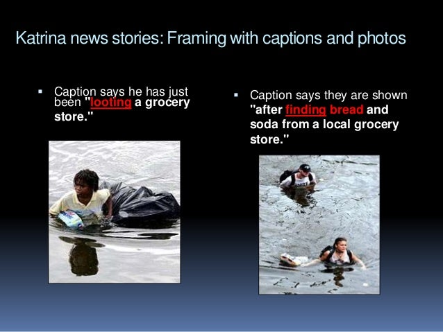 Image result for Images of framing stories in the media