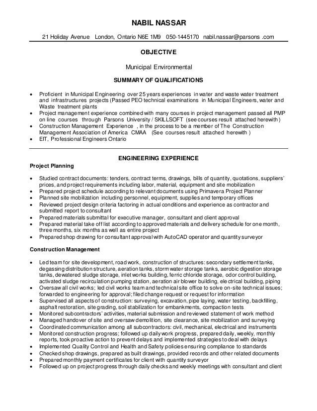 civil construction resume ideas 16 free sle civil