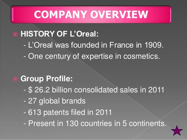 l oreal and the globalization of american beauty swot analysis L'oreal is the international leader in cosmetics and beauty care and competes with  see our complete analysis for l'oreal  to acquire american.