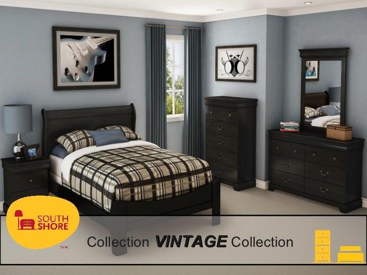 Lovely South Shore Furniture VINTAGE COLLECTION Meubles South Shore. Collection  VINTAGE Collection ...