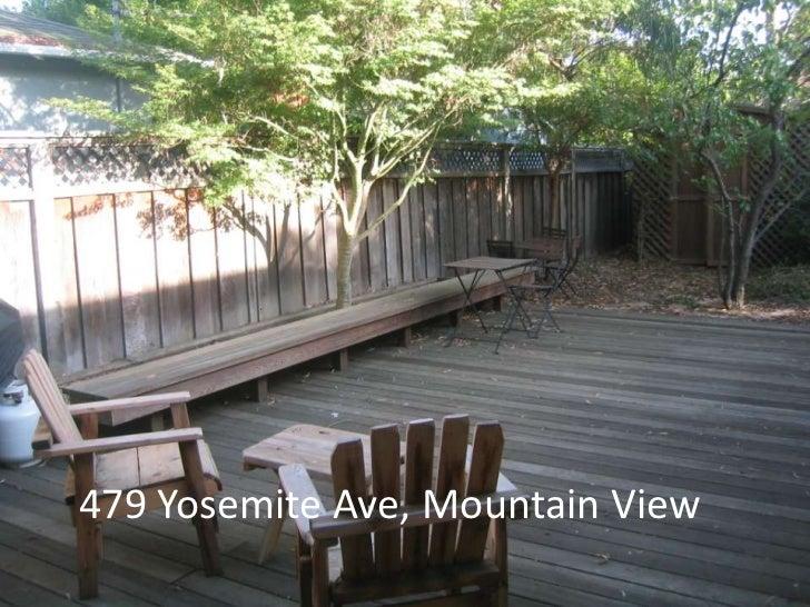 479 Yosemite Ave, Mountain View<br />