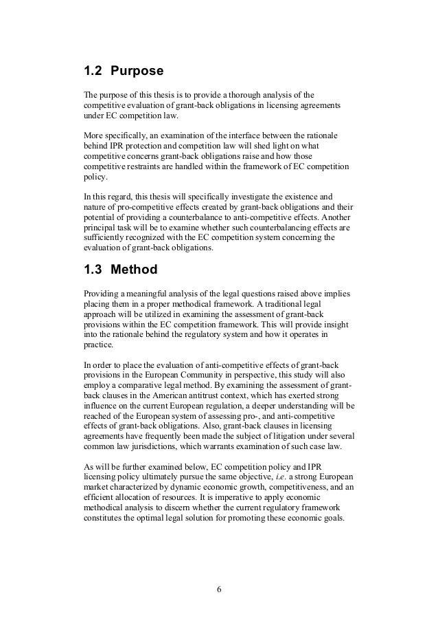 Lund university thesis fresh produce business plan