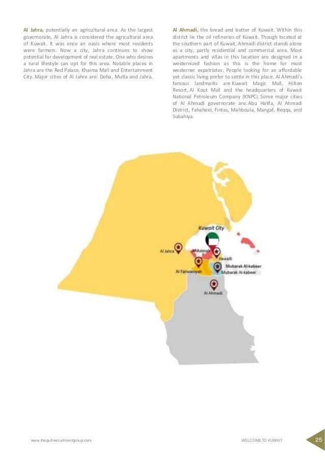 25. 25www.thegulfrecruitmentgroup.com WELCOME TO KUWAIT Al ...