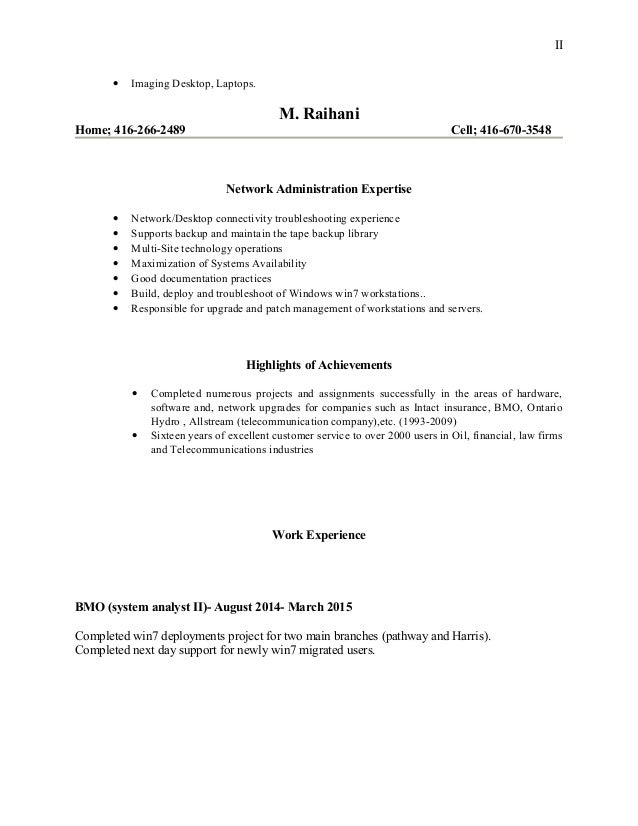 M Raihanis Desktop Resume3 6 New1