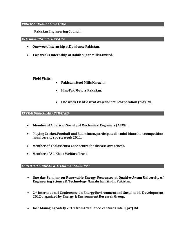 CV SADAM HUSSAIN MANGI Slide 2