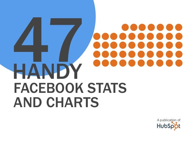 Facebook stats and charts A publication of 47handy