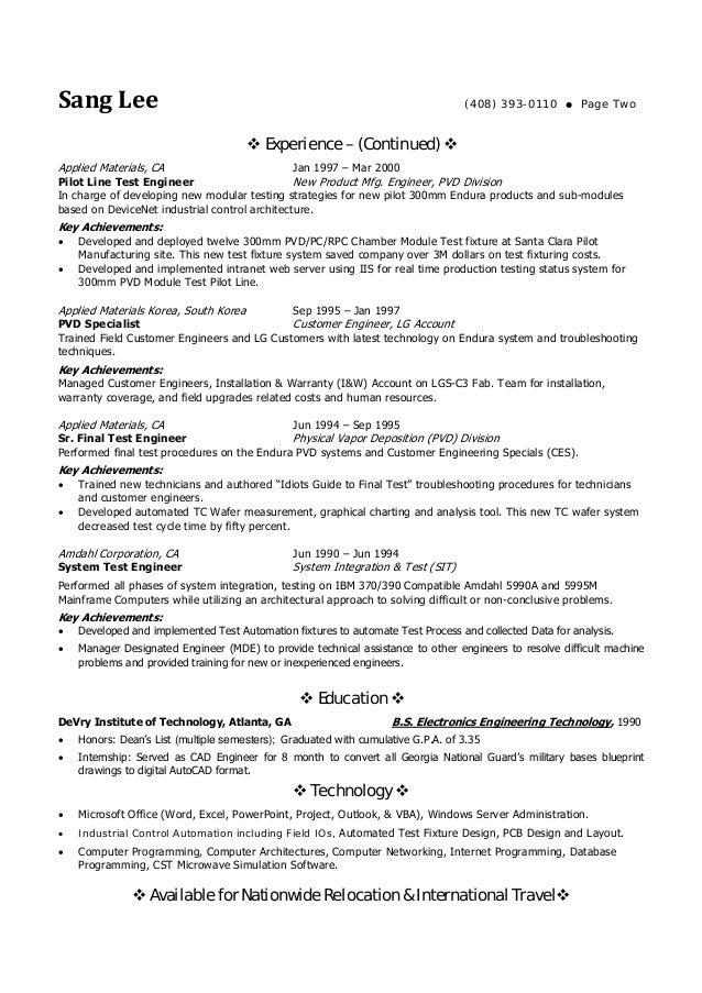 security guard resume sample pinterest