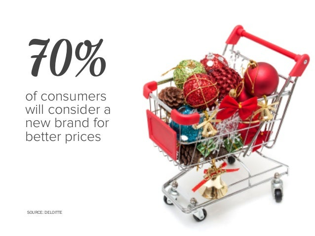 of shoppers will showroom — find a product they want in a brick-and-mortar store and then go online to find a better deal 36...
