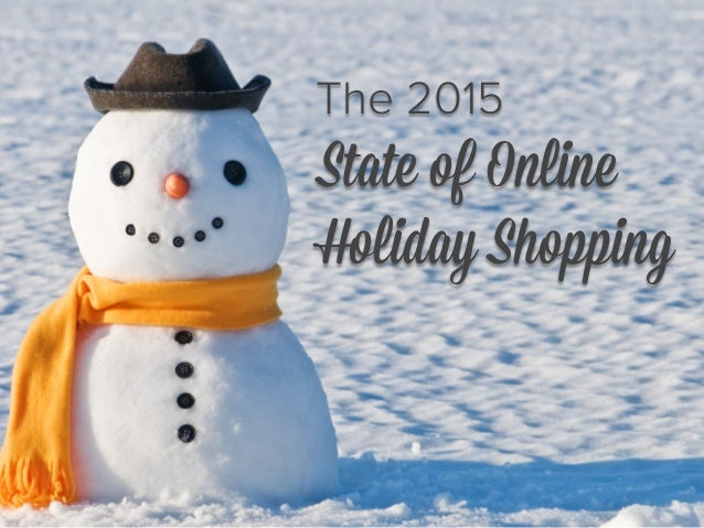 47 Stats for Remarkable Holiday Marketing in 2015 Slide 3