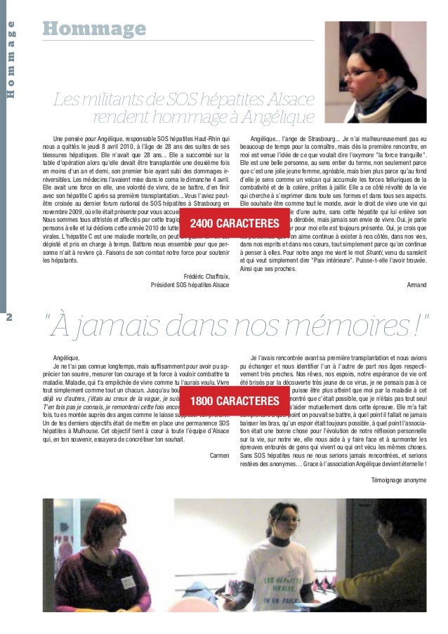 Journal L'hépant N°48 Juillet 2010 Slide 2