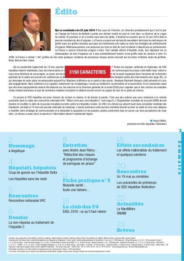Journal L'hépant N°48 Juillet 2010 Slide 3