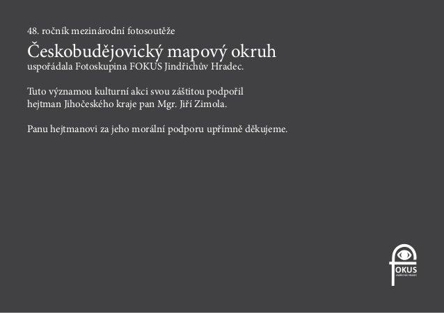 48. roč. ČBMO r. 2010 - Fotoklub FOKUS J. Hradec, Czech Republic Slide 2