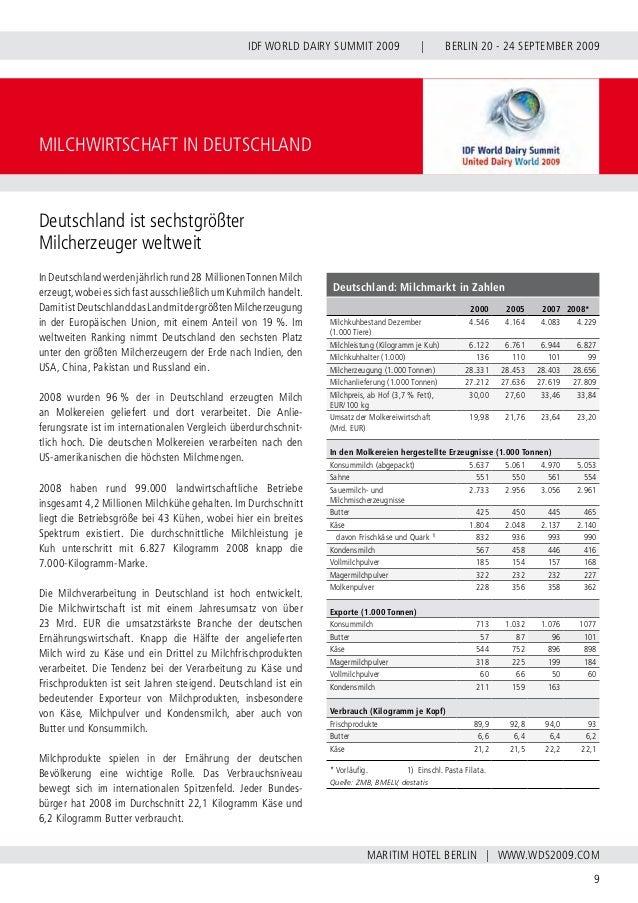 INTERNATIONAL DAIRY FEDERATION - GERMAN NATIONAL COMMITTEE 10 VERBAND DER DEUTSCHEN MILCHWIRTSCHAFT E.V. Bio-Rad Laborator...