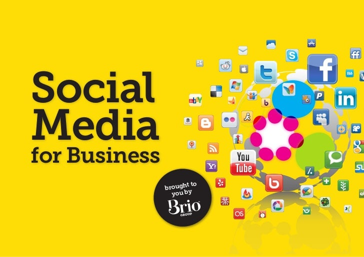 GROW YOUR BRAND'S                               ECOSYSTEMSocialMediafor Business                       to               br...