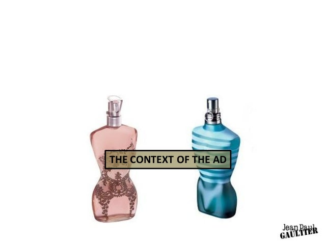 semiotic analysis of perfume advertisement Ad campaign for marc jacob's first perfume  advertising semiotic analysis for  therefore each advertisement has managed to portray the.