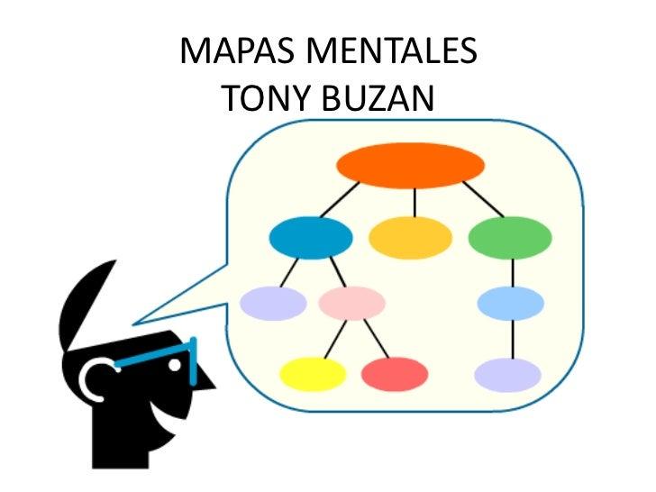 MAPAS MENTALES  TONY BUZAN<br />
