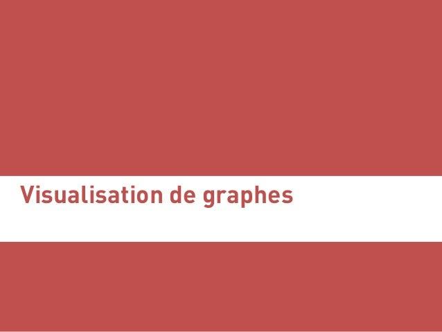 Visualisation de graphes Serge Courrier ►► Dataviz ►► Août 2017 ►► 52