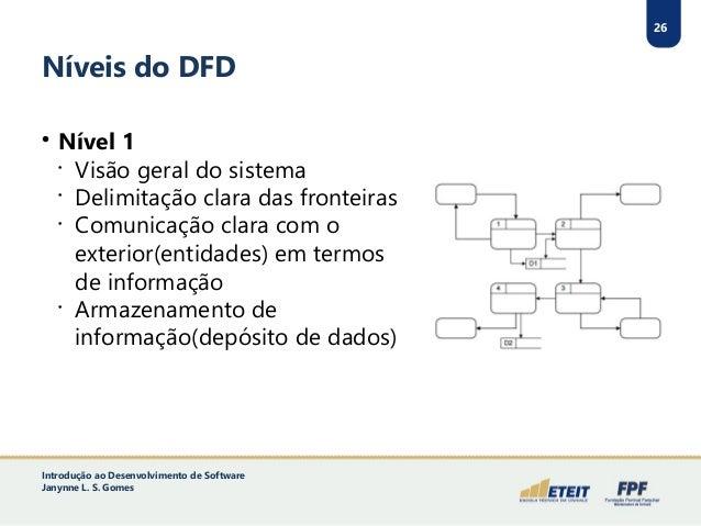 Diagramas De Fluxo De Dados