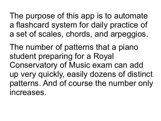 Piano Practice Progress Tracker App