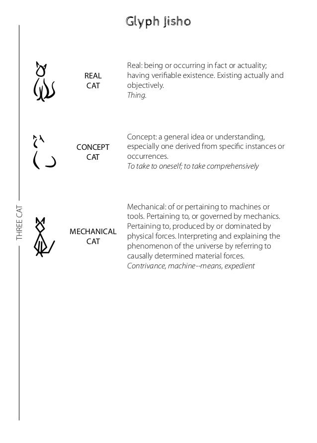 Glyph Jisho  Real: being or occurring in fact or actuality;  having verifiable existence. Existing actually and  objective...