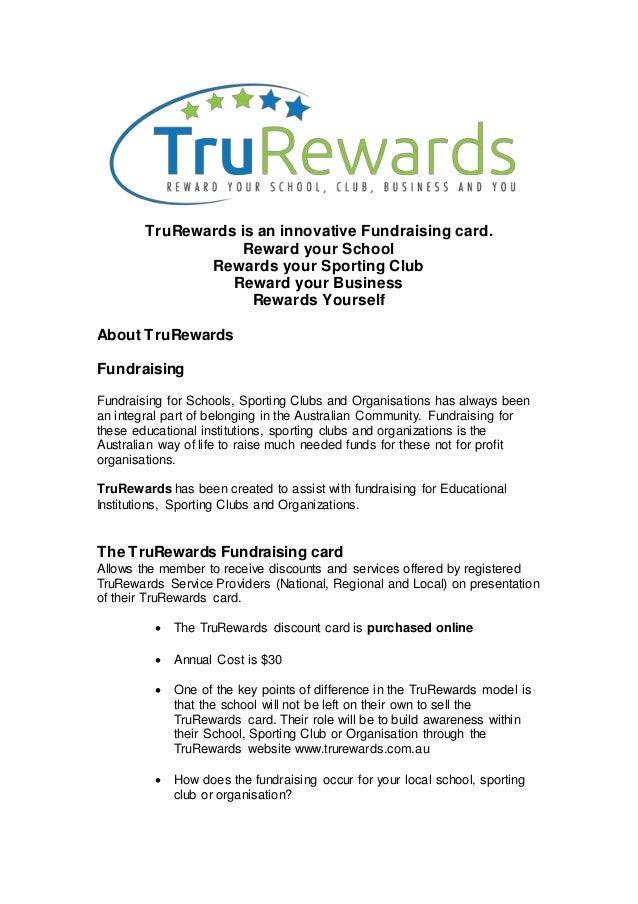 TR Service Providers