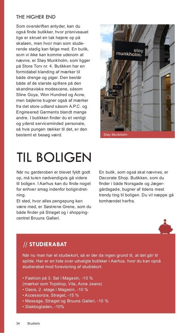 Aarhus Universitet Studenterhåndbogen 2012
